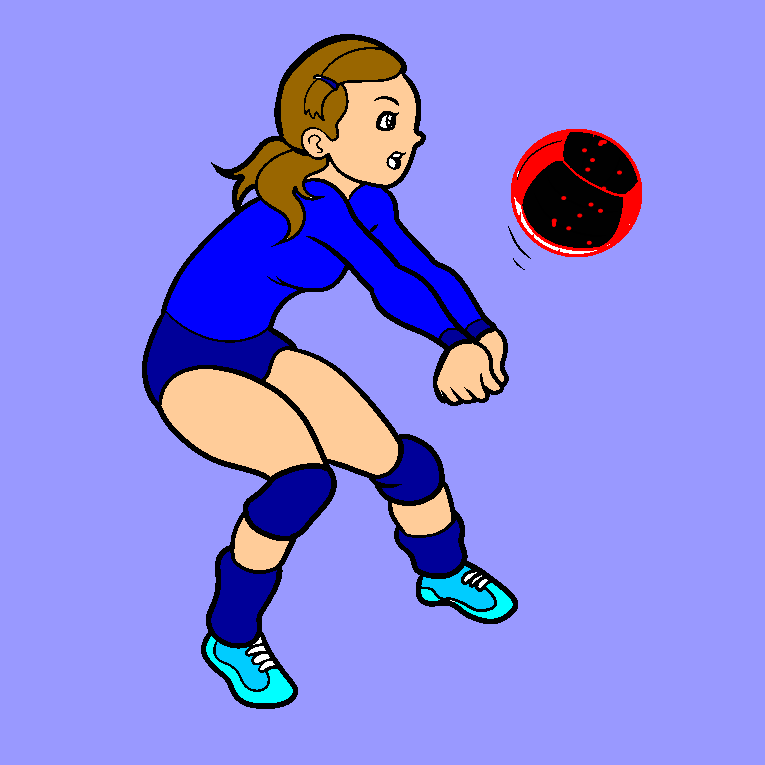 Volleyball 14