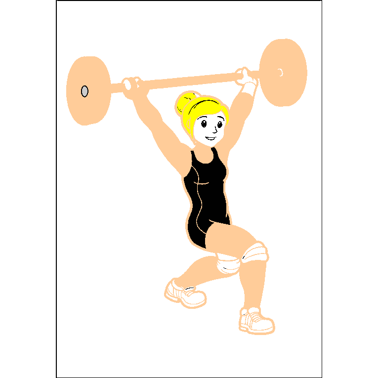 Female Weightlifting