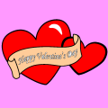 Happy Valentine Day & 2015! - Shanice, 6