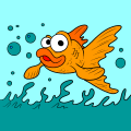 Gold fish - Dee, 13