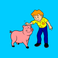 okay, this is just cute! - Ava, 10