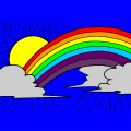 close-up rainbow - sydni, 12