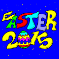 Happy Easter 2015 - Nícollas, 10