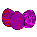 easter eggs - jemma, 10