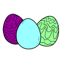 eggs - madilyn, 7