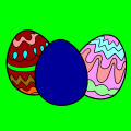 Happy Easter! - Amanda, 10