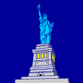 Statue Of Liberty - ).m.p, 12