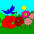 spring is in the air! - hailee, 11
