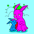 BUNNY SWEET PIC - KHYLER, 4