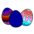 Pretty Eggs - Gracie, 9