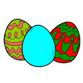 easter eggs!!!!!!!!!!!!!!!!!!!!!!!!!!! - avery, 16