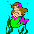 MERMAID!!!!!!!! - IVY, 9