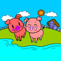 Piggies - Crystle, 19