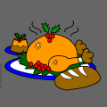 thanksgiving feast - jhasmiley, 6