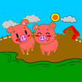piggies - sally, 15