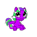 Sweetberry - My Little Pony, 3