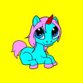 cute unicorn - tayla, 12