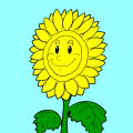 sunflower - aditi, 11