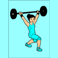 weight liffiting - aditi, 11