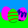 easter eggs - evija, 9