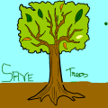save trees - aditi, 11