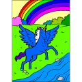 Rainbow Water - Rainbow Unicorn, 7