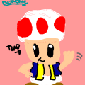 Toad From Mario - Dutchy, 11