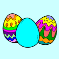 easter eggs - elijah langebarrtels, 11