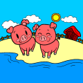 Piggie Friends - Jaide, 12