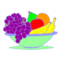 fruit bowl - melanie, 7