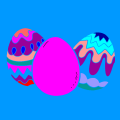Easter Eggs!!!!!!!!!!!!! - Tatiana, 8