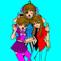 3 friends - Seanna, 12