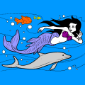 Mermaid - Jetta, 14