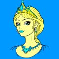 Queen Elsa - kylie, 9