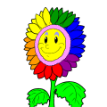 suny the HAPPY sun flower - Regan, 8