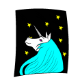 Unicorn in the Night - Haley Carter, 14