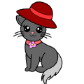 Cat in a hat - Me, 372