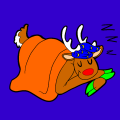 Snoring - Sleep Reindeer Night, 123
