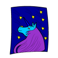 MICKY - unicorn star, 12