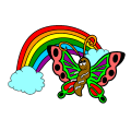 Somewhere over the rainbow - Animal Lover, 9