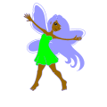 the danceing fairy - fairy, 10
