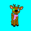 cute deer - meena, 11